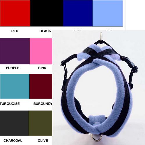 Snugglepets Fleece Harnesses