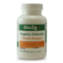 Bio2go™ Organic Chlorella Tablet 120pc
