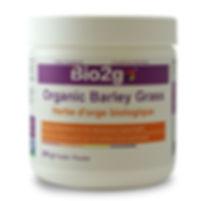 Bio2go™ Organic Barley Grass Powder