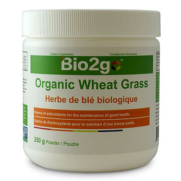 Bio2go™ Organic Wheat Grass Powder