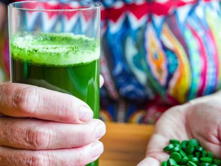 Add Chlorella As A Superfood In Your Daily Meal