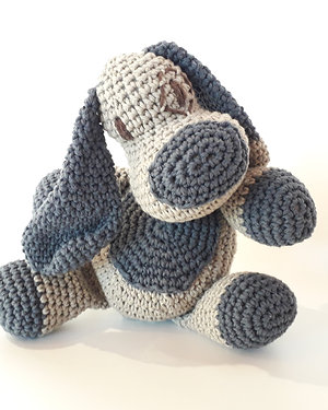 Muñeco de apego perrito Phibo