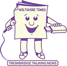 trowbridge talking news logo