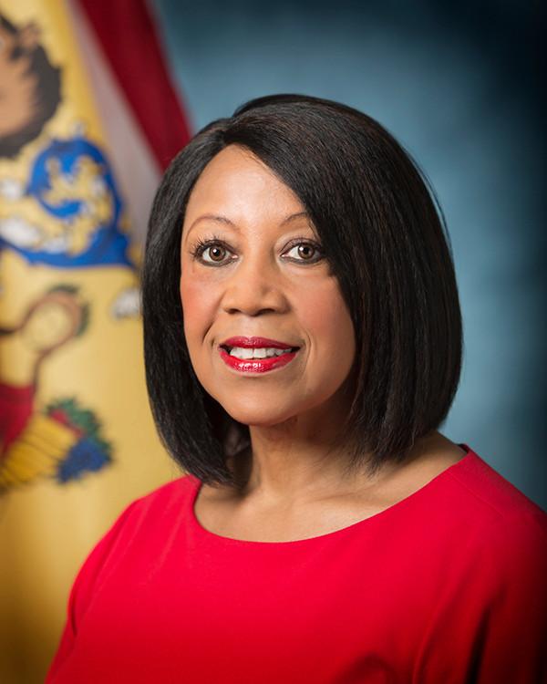 Lieutenant Governor Sheila Oliver