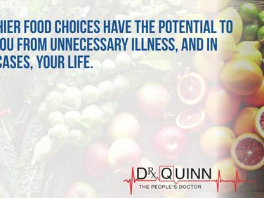 Dr. Quinn Endorsement