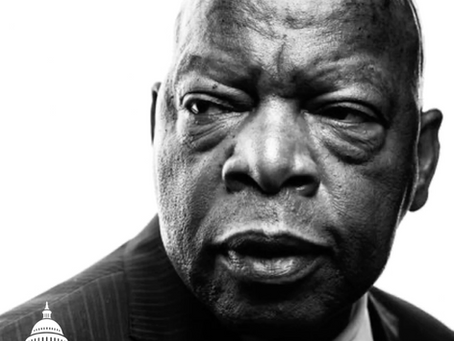CBCI Statement on the Passing of the 'Conscience of Congress,' Rep. John Lewis