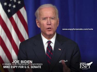 VP Joe Biden Endorsement