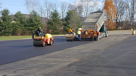 Paving, Asphalt, Commercial Parking Lot, Blacktop,