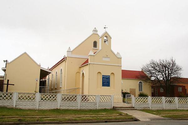 Stutterheim Baptist Church image exterio