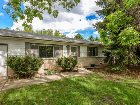 Sold! — 416 Irish Dr. Fort Collins, CO 80521