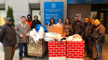 Laborers Pay It Forward This Holiday Season