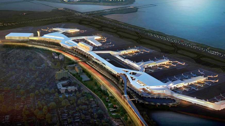 New Delta Facility at LaGuardia