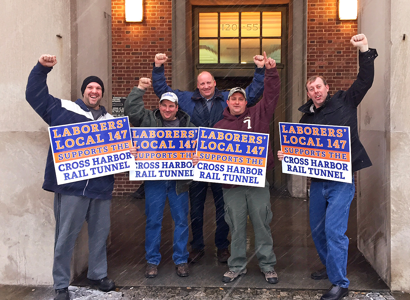 Local 147 for Local Jobs