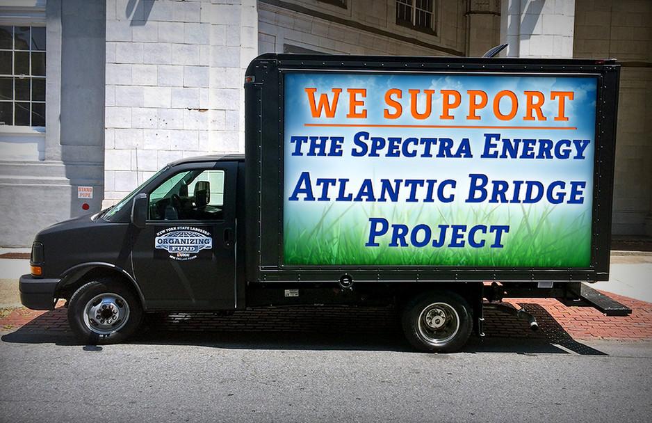 NYSLOF & Local 60 Participate in Atlantic Bridge Project Hearing