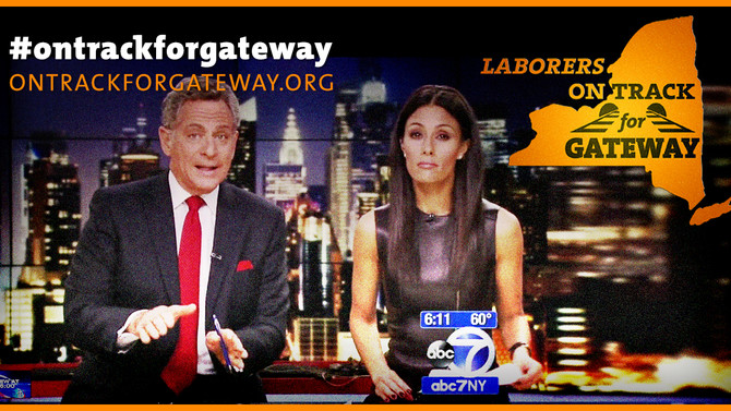 NY & NJ Officials Create Corporation To Oversee Gateway Project