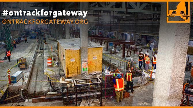 Gateway Will Shape the Way NY Moves