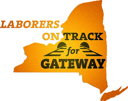 Gateway Project, On Track For Gateway, New York, Rail, Track