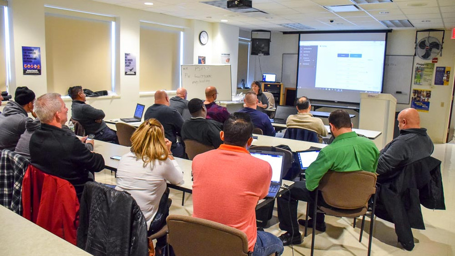 Laborers Learn New Research Tools with Updated MEP5 Program
