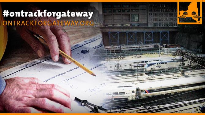 Gateway Project: NJ Transit takes lead on environmental permits
