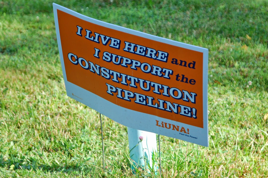 Constitution Pipeline Moving Forward