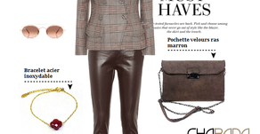 IDÉE LOOK | FALL'S MUST-HAVES |