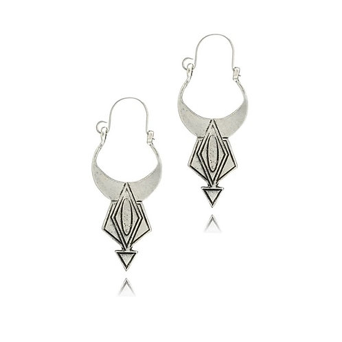 Boucles d'oreilles ethniques touareg