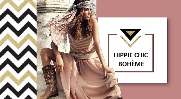 Cette tendance puise ses origines dans les annes 60. Pour une tenu bohème, on adopte des bijoux ethniques mais aussi des créoles, des bracelets ornés de perles, de breloques, de pierres colorées semi-précieuses et en particulier la turquoise. Découvrez nos bijoux bohèmes et hippie.