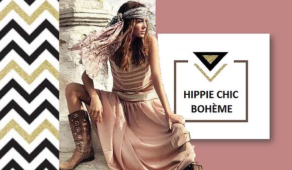 Des bijoux et accessoires hippie chic bohemes pour agrémenter vos tenues, bagues de phalange, collier multirang, bracelet turquoise ou boucles d'oreilles pendantes, faîtes votre choix