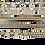Set de bracelets grosse chaîne dorée tendance