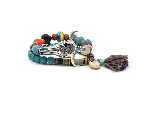 Bracelet ethnique amérindien