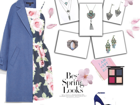 IDÉE LOOK 🌸⎮BEST SPRING LOOK⎮🌸