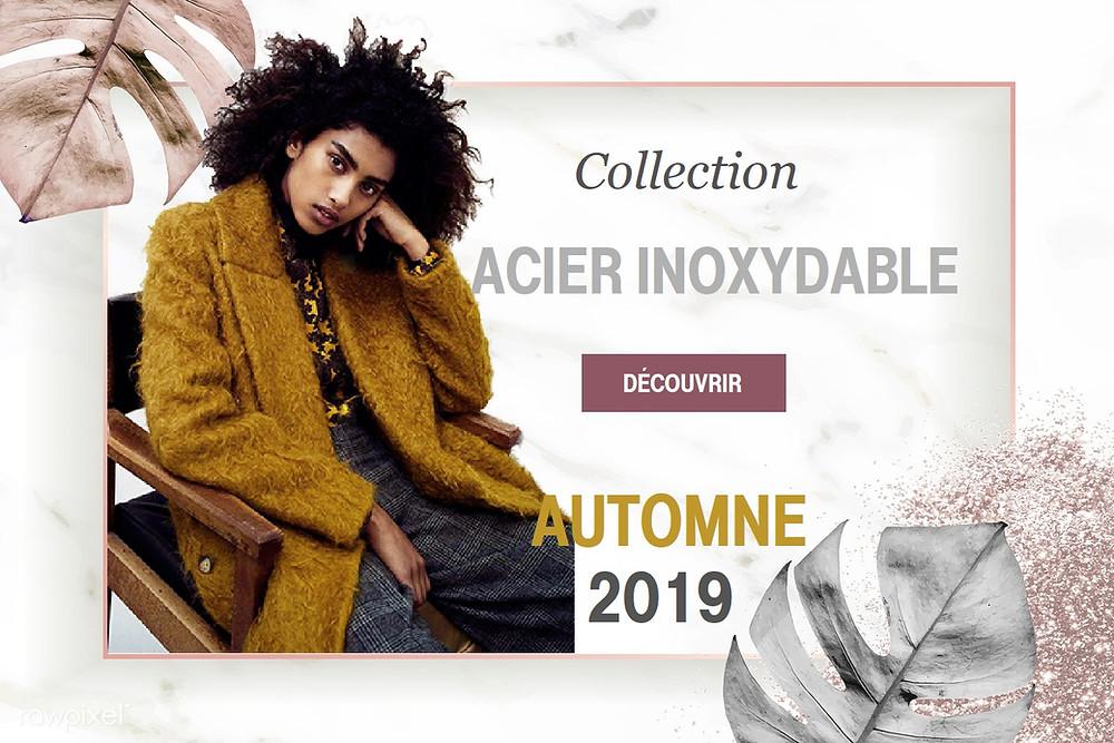 Collection bijoux fantaisie automne 2019