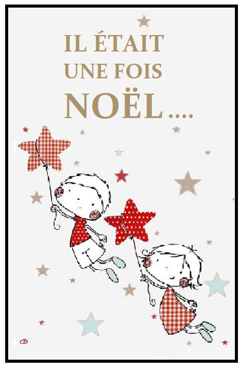 CHÈQUE CADEAU ENFANT JOYEUX NOËL ÉTOILE
