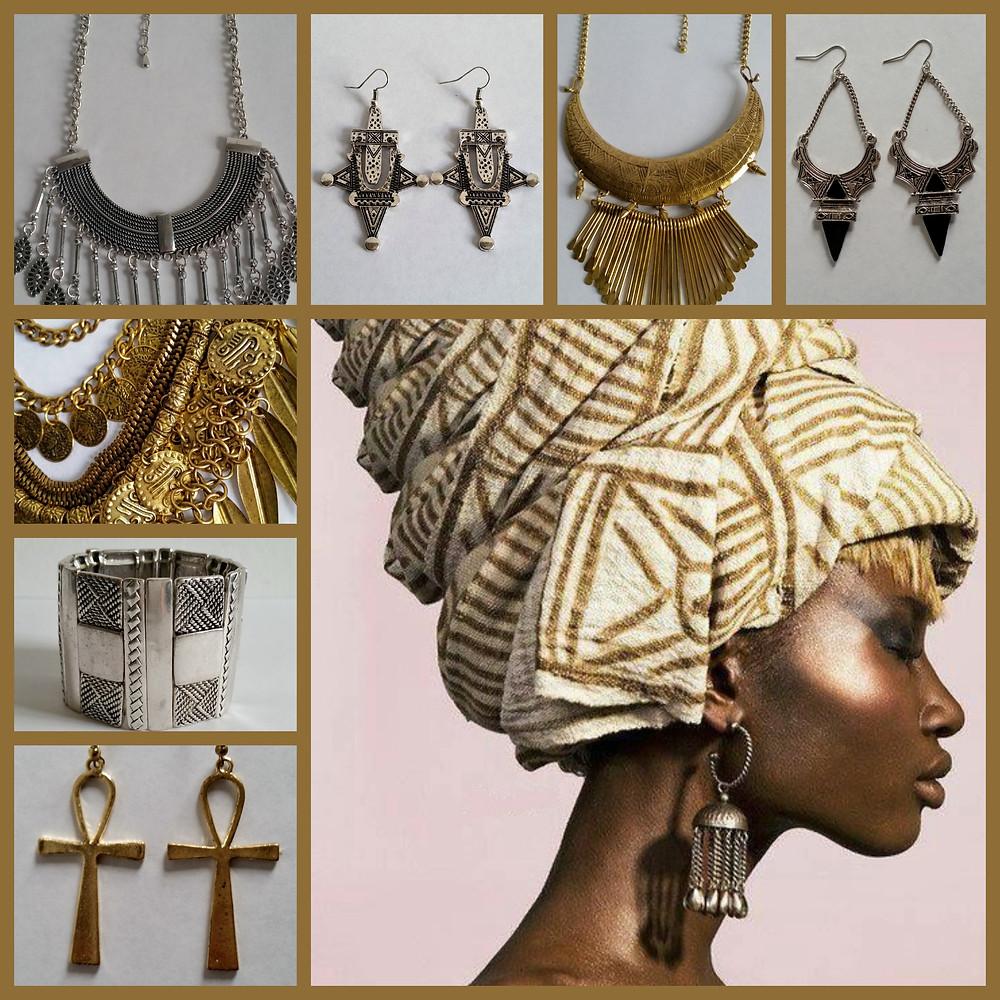 Les Bijoux Ethniques
