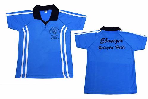 ID: ST2038 (Sports Collar Tshirt)