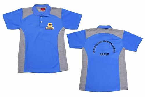 ID: ST2008 (Sports Collar Tshirt)