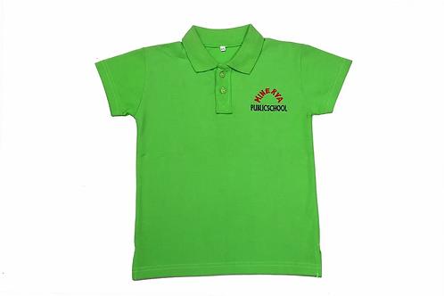 ID: ST2040 (Sports Collar Tshirt)