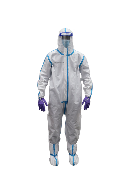 ID: PPE2001 ( PPE KIT - SSMMS WITH TAPE)