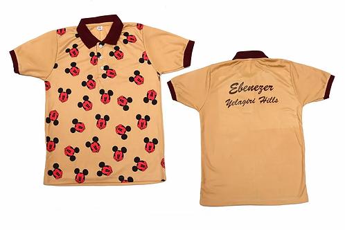ID: ST2028 (Sports Collar Tshirt)