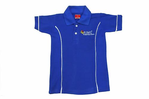 ID: ST2035 (Sports Collar Tshirt)