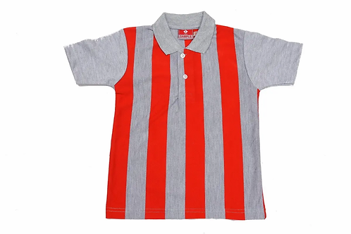 ID: ST2005 (Sports Collar Tshirt)