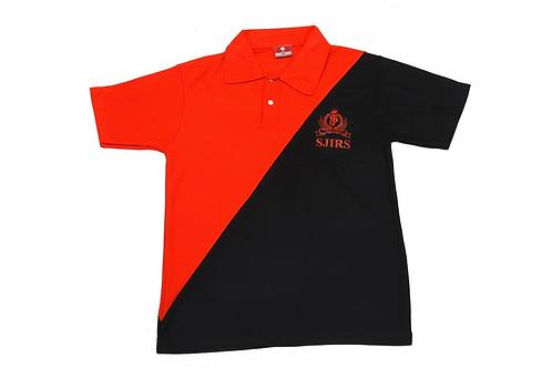 ID: ST2009 (Sports Collar Tshirt)