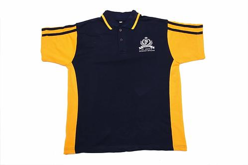 ID: ST2044 (Sports Collar Tshirt)