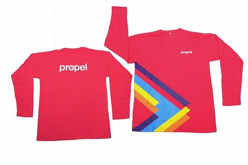 ID: CT2013 (Full Sleeve Round Neck Tshirt)