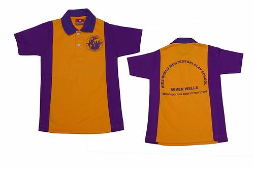 ID: ST2018 (Sports Collar Tshirt)