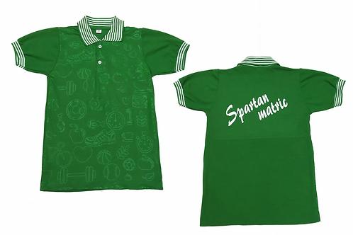 ID: ST2003 (Sports Collar Tshirt)