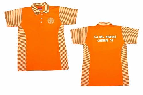 ID: ST2043 (Sports Collar Tshirt)