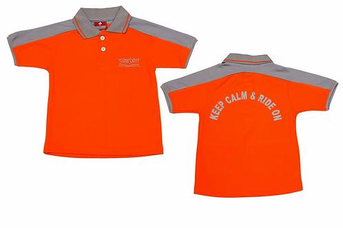 ID: ST2026 (Sports Collar Tshirt)