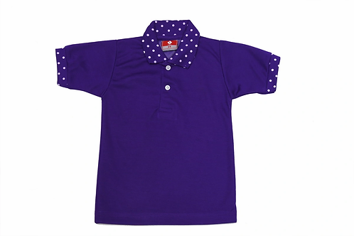 ID: ST2014 (Sports Collar Tshirt)