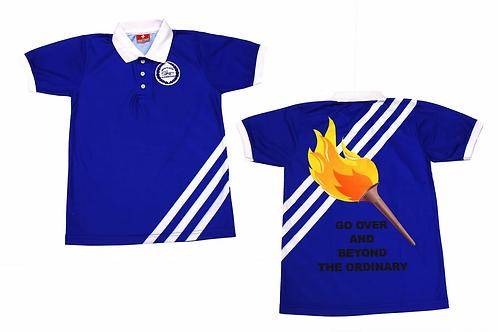 ID: ST2032 (Sports Collar Tshirt)